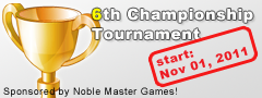 6th Championship Tournament