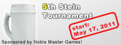 5th Stein Tournament