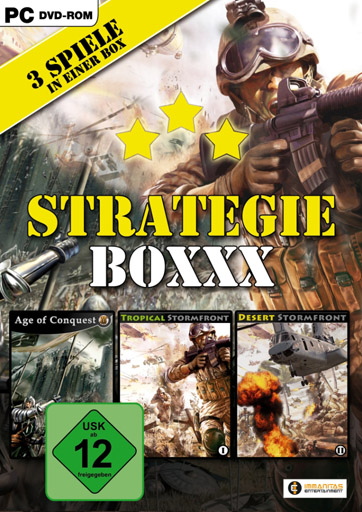 Strategieboxxx CD-ROM